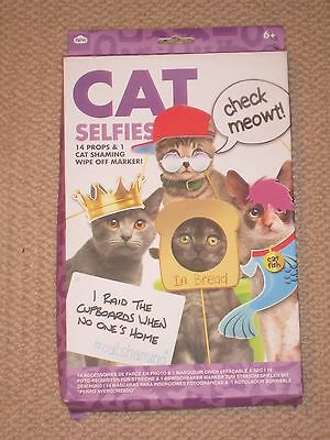 Cat Selfie Prop Set from Urban Outfitters Quirky Gift
