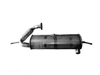 Roetfilter DPF Smart Fortwo Coupe 0,8CDI A4514901081