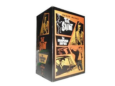 The Saint: Complete Series Seasons 1-6 (DVD, 2015, 33-Disc Set) 1 2 3 4 5 6