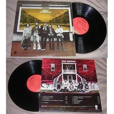BEAU DOMMAGE - same  LP French Rock
