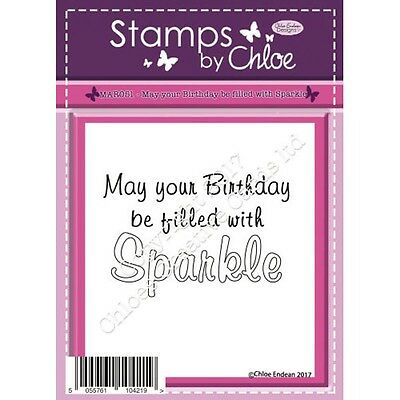 Stamps By Chloe - May Your Birthday