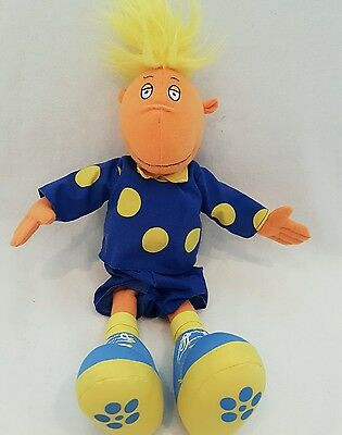 "Tweenies Jake soft toy plush jake 15"" excellent 2"