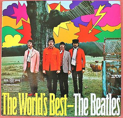 The Beatles – World`s Best – S*r - Rare Austrian Pressing  -Nice!!!