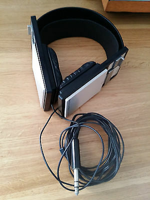 BANG AND OLUFSEN B&O U70 HEADPHONES ALMOST MINT PERFECT PADS FORM 1 2i A8 BOXED