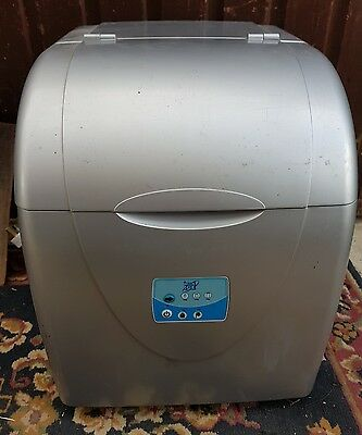 blue ice Zb-15ap commercial ice maker