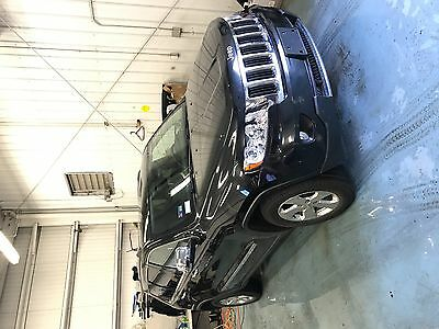 2013 Jeep Grand Cherokee Limited 2013 Jeep Grand Cherokee Limited Black on Black