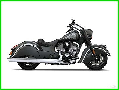 Indian Chief  2016 Indian Motorcycle Chief Dark Horse New
