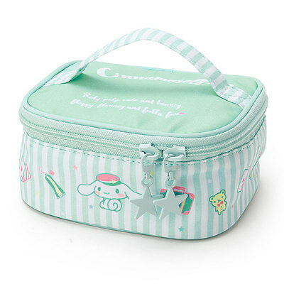 2017 Sanrio Cinnamoroll Dog Travel Pill Case Cosmetic Bag Multipurpose Pouch