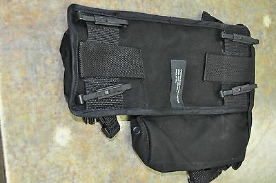 Thales Defense & Security 1600495-1 Black Radio Carrying Case AN/PRC-148