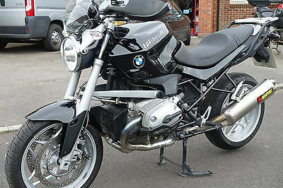 2007 BMW R1200R R1200 R Really nice clean example, great spec, ready to ride!