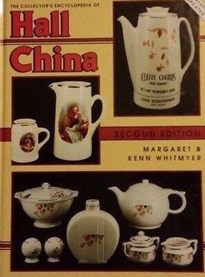 Collectible Hall China Encyclopedia Value Guide Collector's Reference Book