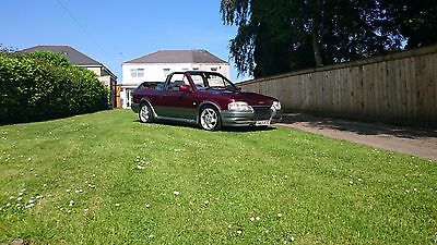 Ford Escort Xr3i Convertible 1990 Spec EFI Great condition