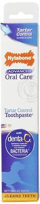 Nylabone Advanced Oral Care 2.5 Oz Tartar Control Dog Toothpaste