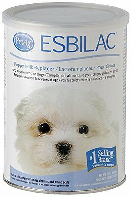 Esbilacâ® Powder Milk Replacer For Puppies & Dogs 12Oz