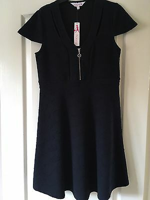 Red Herring Maternity Dress Size 10 New With Tags