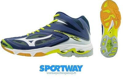 SCARPA VOLLEY DONNA Mizuno Wave Lightning Z4 Solo Tg 40 Offerta ... cdc0a1b6d95