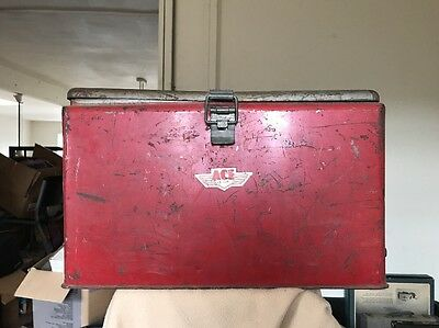 Vintage ACE ice Chest Great Deal