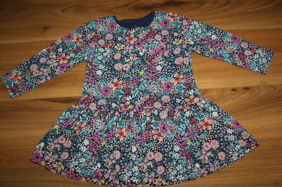 NEXT girls floral tunic dress 18-24 months *I'll combine postage