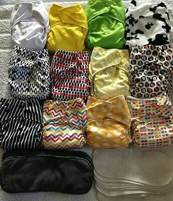 cloth nappy bundle