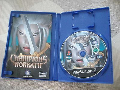 Champions of Norrath PS2 Playstation Complet PAL FR