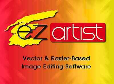EZ Artist EZ RIP Software for DTG printer with usb dongle.