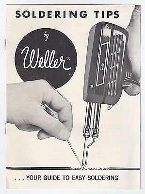 Soldering Tips - Weller Electric Corporation - Easton, PA