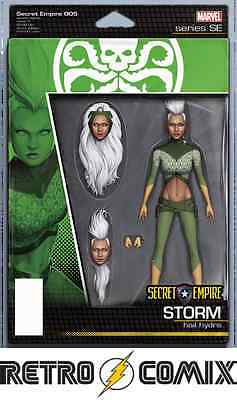 Marvel Secret Empire #5 Action Figure Variant New/unread Bagged & Boarded