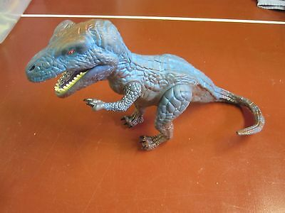 Large T-rex dinosaur model from Playmates and Mirage Studios