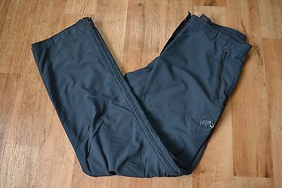 Women's MAMMUT 2in1 Trousers/Pants/Shorts size 38