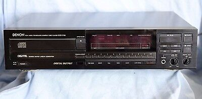 Denon DCD-1700 High-End Audiophile CD Player with Digital Output