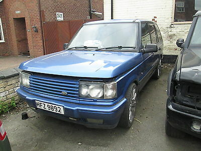 Range Rover P38 Spares Or Repairs 4.0 V8 Thor Engined P38 2001 Y