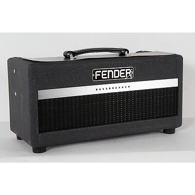 Fender Bassbreaker 15W Tube Guitar Amp Head 888366013465