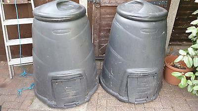 Compost Bins 2 FOR £8.50