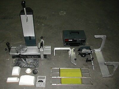 Printa 990 Series Pad Print / Silk Screen System Used 77
