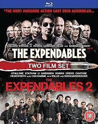 The Expendables 1 & 2 - Ultraviolet Digital HD ---- USA ACCOUNTS ONLY ----