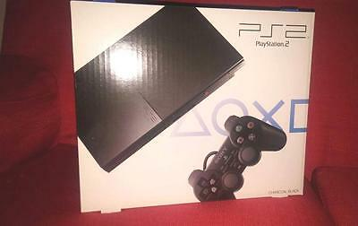 Console Playstation 2 Ps2 Super Slim Scph 90004 - Brand New !!! Nuova Sigillata