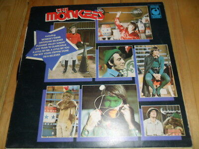 The Best Of The Monkees Lp Spr 90032
