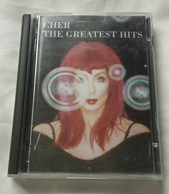 Cher - Greatest Hits MiniDisc Album MD Believe If I Could Turn Back Time