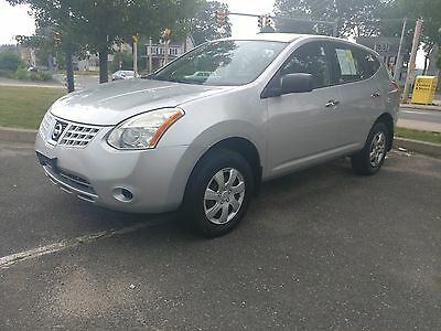 2010 Nissan Rogue S 2010 Nissan Rogue S AWD