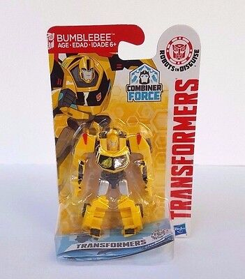 Transformers Robots In Disguise Combiner Force Legion Class Bumblebee 2017 - New