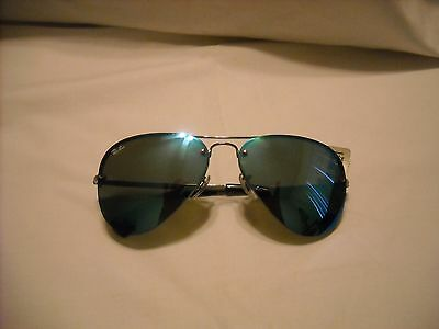 Ray Ban Men's Aviator Classic Camo Sunglasses -New with Tag with case