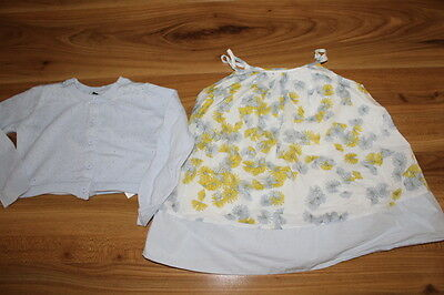 GAP girls summer dress cardigan outfit 18-24 months *I'll combine postage