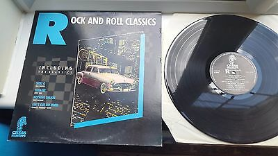 ROCK N ROLL CLASSICS 12 inch LP CHESS LABEL RECORDS  MIXED COMPILATION