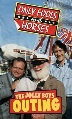 Only Fools and Horses Official Beach Towel The Jolly Boys Outing #1