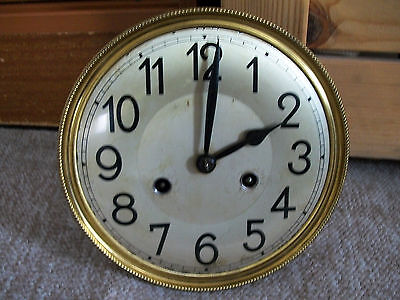 Vintage Wall clock movement