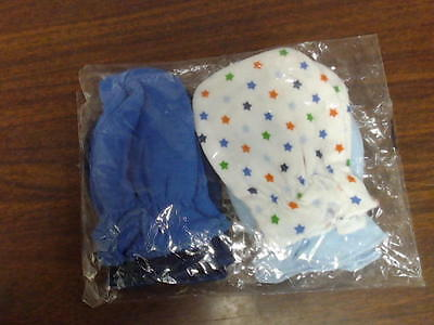 4 pack Baby Mittens