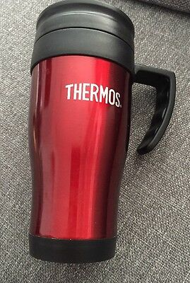 Thermos Red Flask