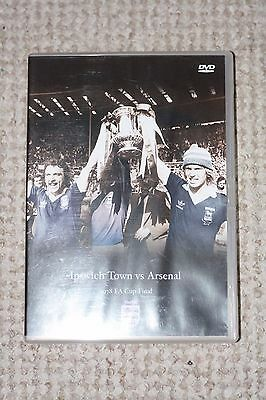 Ipswich Town v Arsenal 1978 FA Cup Final DVD
