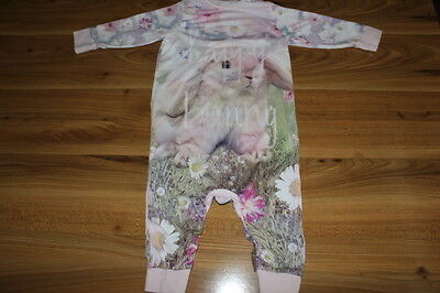 NEXT girls BUNNY sleepsuits romper 18-24 months *I'll combine postage