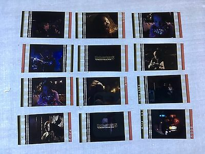 Halloween 5 (1989) Movie 35mm Film Cells Film cell Unmounted michael myers